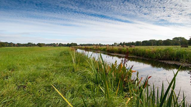 Blockland, Bremen, Northern Germany, Moor, Leisure
