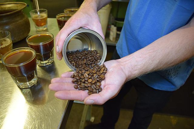 Beans, Coffee, Brew, Cupping