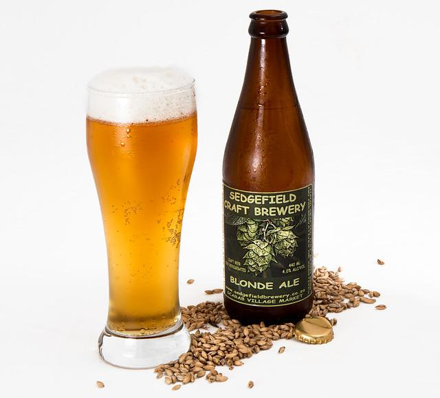 Craft Beer, Ale, Brewery, Micro Brewer, Refreshing