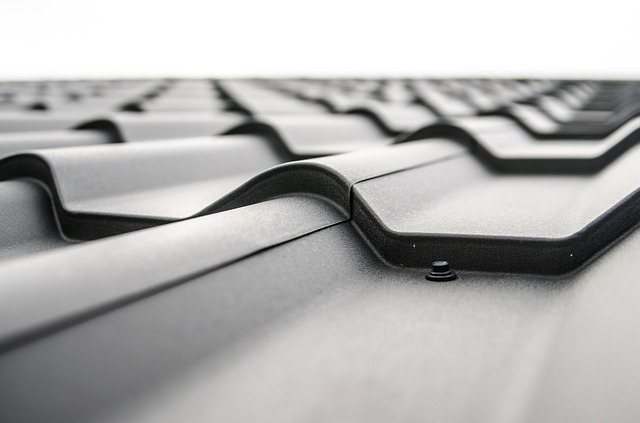 Roof Plate, Tiles, Brick, Black, The Roof Of The, Tile
