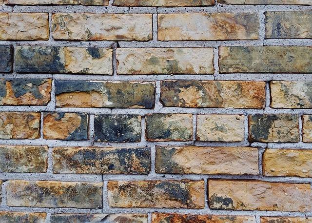 Brick Wall, Brick, Brick Wall Background, Building, Old