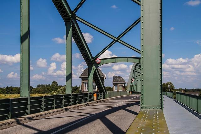 Bridge, Bascule Bridge, Steel Structure, Bridge Warden