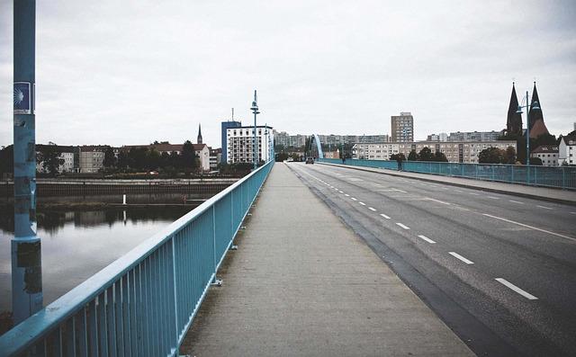 Bridge, Crossing, Building, The Design Of The