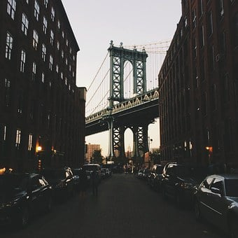 Urban, Building, Bridge, Monument, Architecture, City