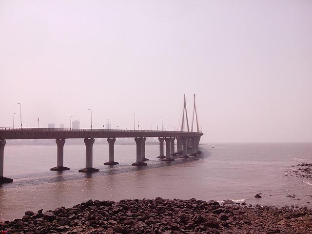 Bandra Worli Sea Link, Sea Link, Mumbai, Bridge