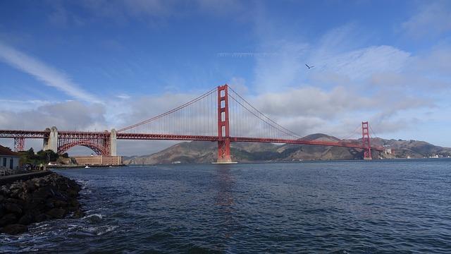 Bridge, Waters, Suspension Bridge, Transport System