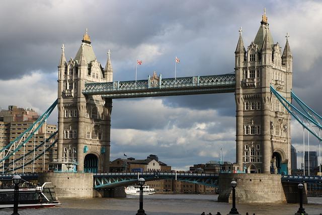 Tower Bridge, Architecture, Bridge, Travel, City, Tower
