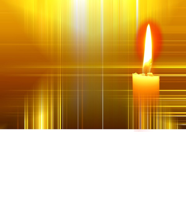 Background, Christmas, Candle, Gold, Festival, Bright