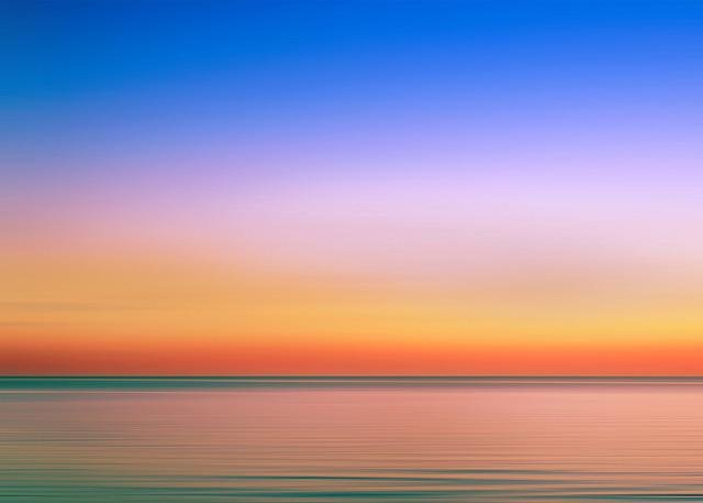Beach, Bright, Calm Waters, Dawn, Dusk, Evening, Nature