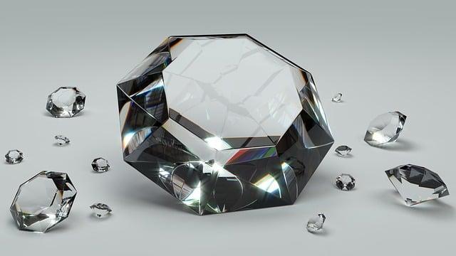 Diamond, Brilliant, Gem, Jewel, Shiny, Noble, Expensive