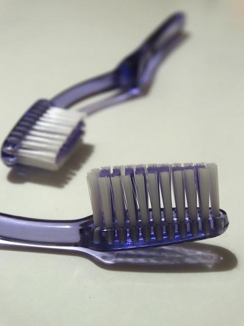 Toothbrush, Bristles, Dental Care, Clean