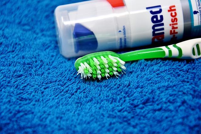 Toothbrush, Toothpaste, Bristles, Dental Care