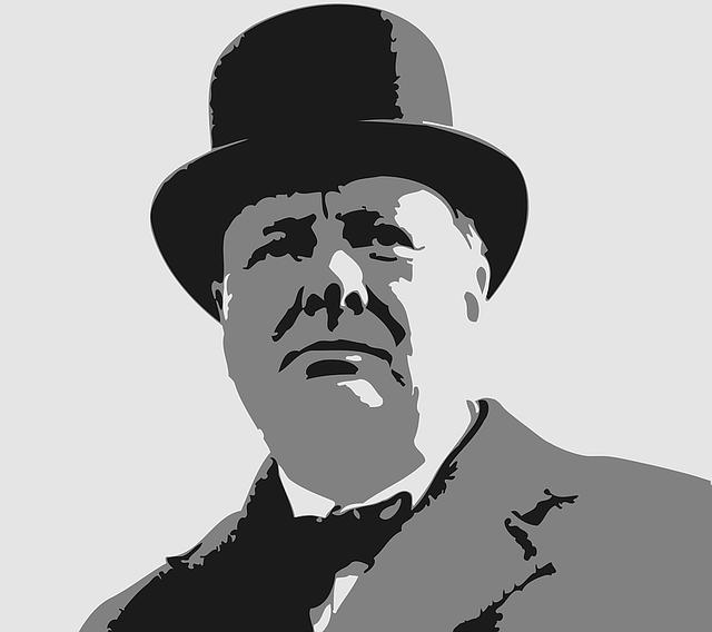 Britain, Churchill, Famous, People, Politician