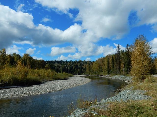 Fraser River, River, Canada, British Colombia