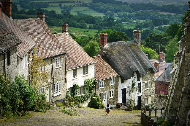 England, Shaftesbury, United Kingdom, British
