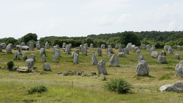 Carnac, Alignments, Brittany