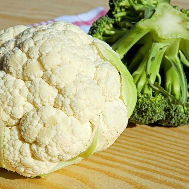 Cauliflower, Broccoli, Vitamins, Food, Nutrition, Cook