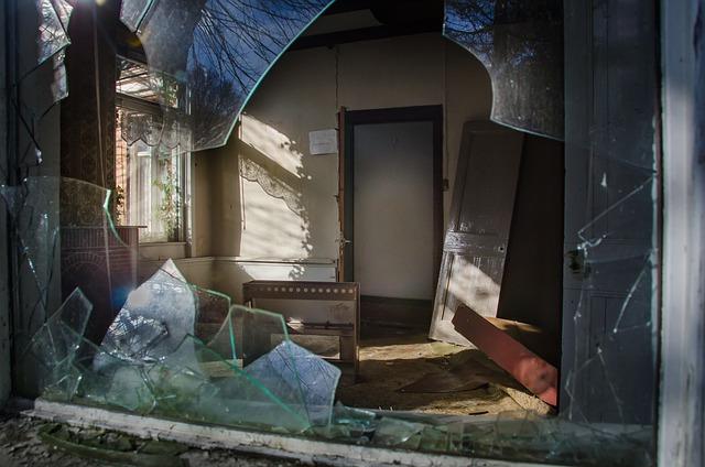 House, Empty, Leaving, Old, Abandoned, Vintage, Broken