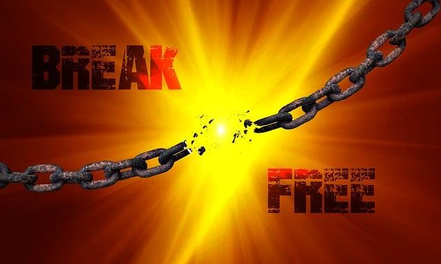 Chain, Broken, Broken Chain, Link, Break, Weak