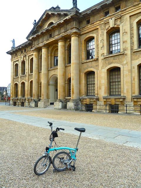 Folding Bike, Bike, Bicycle, Brompton, Transport