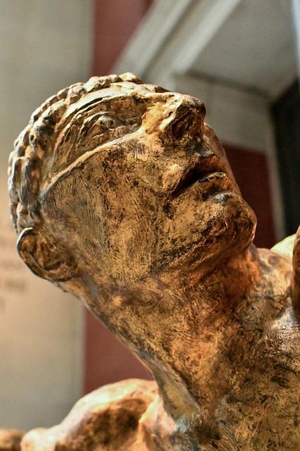 Statue, Sculpture, Bronze, Ancient, Greek, Museum