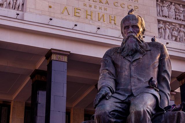 Lenin, Statue, Sculpture, Bronze