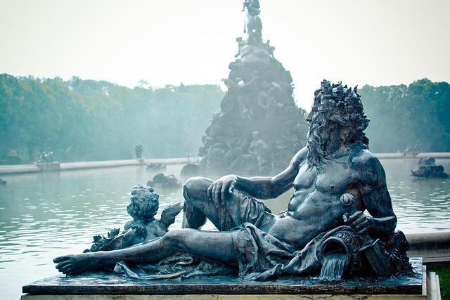 Bronze Statue, Manneken, Bronze, Fountain, Statue
