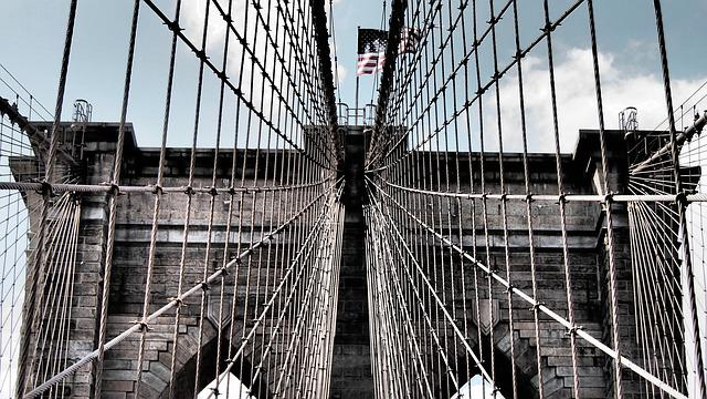 Brooklyn Bridge, New York, Places Of Interest, Landmark