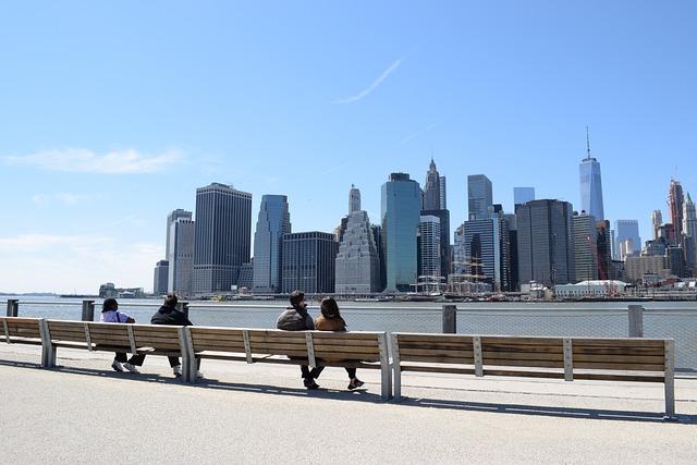 Manhattan, East River, Brooklyn