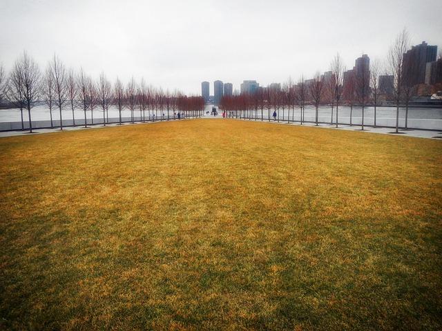 Four Freedoms Park, Brooklyn, New York City, Landmark