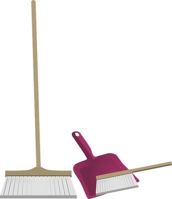 House Cleaning, Broom, Hand Brush, Clean, Return