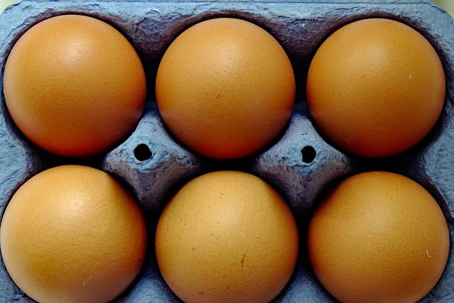 Egg, Brown, Food, Easter, Background