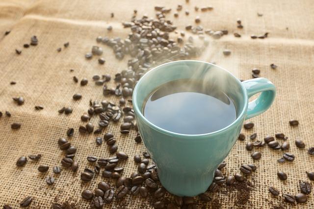 Coffee, Beans, Coffee Bean, Drink, Beverage, Brown