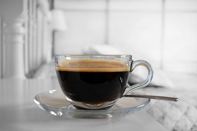 Coffee, Food, Drinks, Breakfast, Brown, White, Cup