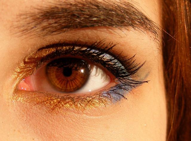 Brown, Brown Eyes, Iris, Gene, Light, Eye, Coloring