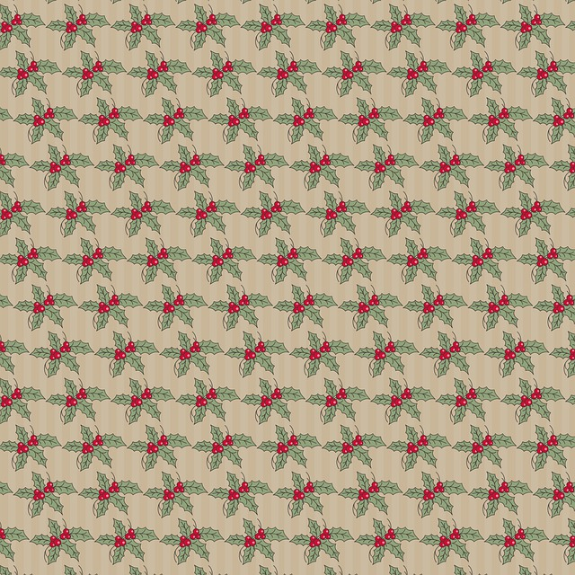 Kraft Paper, Christmas Pattern, Parchment, Paper, Brown