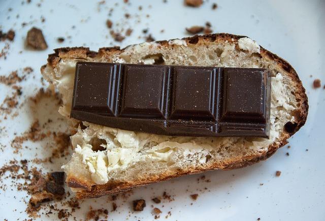 Bread, Taste, Chocolate, Butter, Chocolate Bar, Brunch
