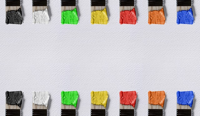 Brush, Color, Canvas, Frame, Art, Art And Craft, Empty
