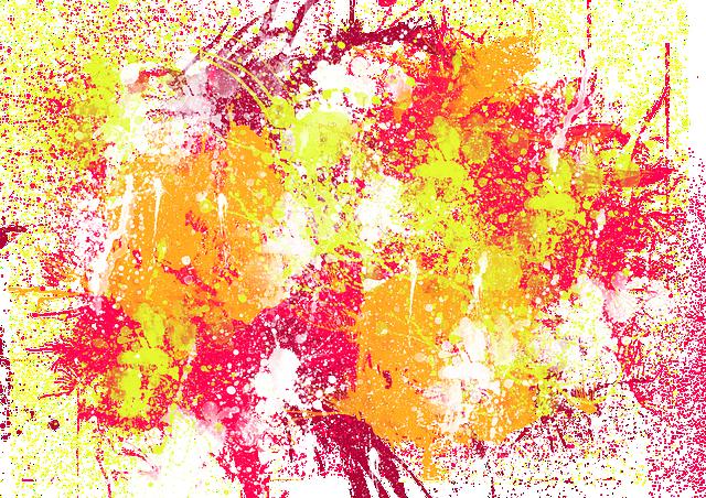Painting, Spray, Brush, Paint, Abstract, Sprayed