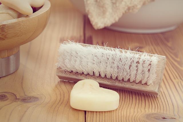 Soap, Brush, Wash Brush, Wash, Wood, Close
