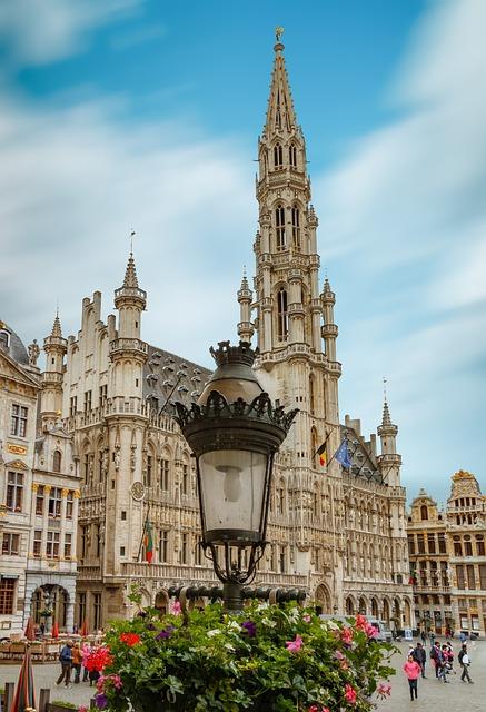 Brussels, Square Of, Grote Markt, Brussels Grote Markt