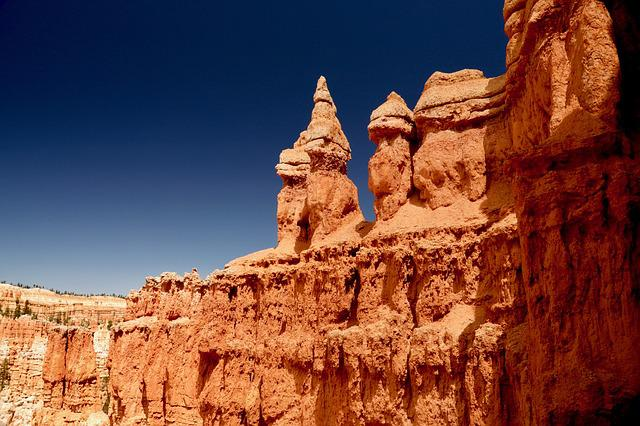 Bryce, Canyon, Park, National, Rock, America, Formation