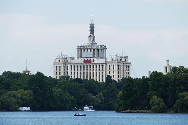 Bucharest, Romania, Capital, Places Of Interest