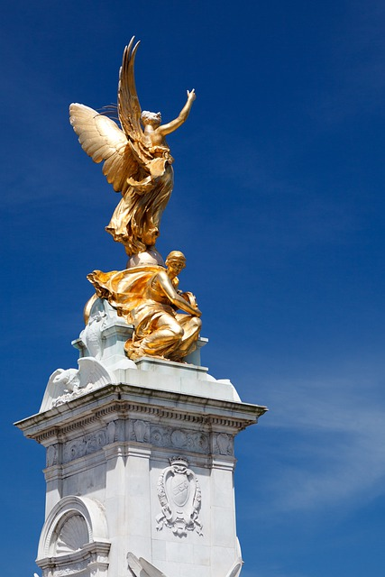Angel, Architecture, Art, Buckingham, Palace, England