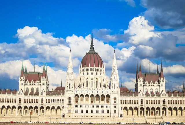 Parliament, Budapest, Architecture, Hungary, Capital