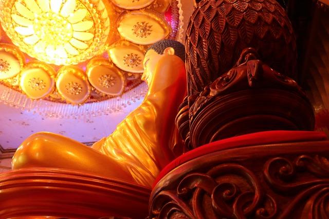 Buddha, Budda, Sculpture, Meditation, Peace, Temple