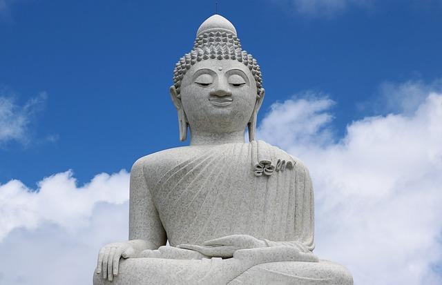 Buddha, Phuket, The Big Buddha Of Phuket, Big Buddha
