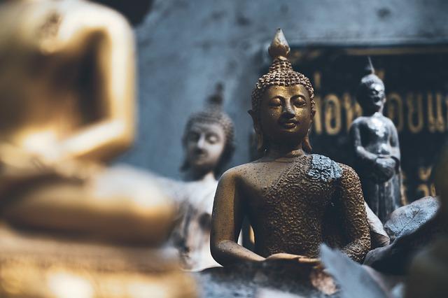 Buddha, Thailand, Meditation, Buddhism, Asia, Buddhist