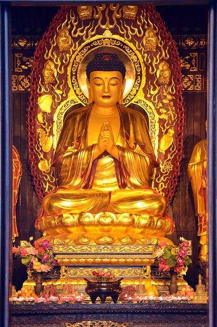 China, Pekin, Buddhism, Buddha, Religion