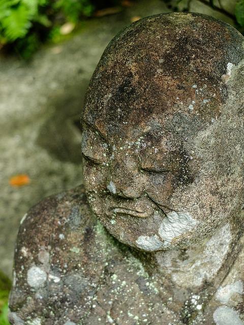 Buddha Statue, Buddha, Japan, Buddhism, Five Hundred